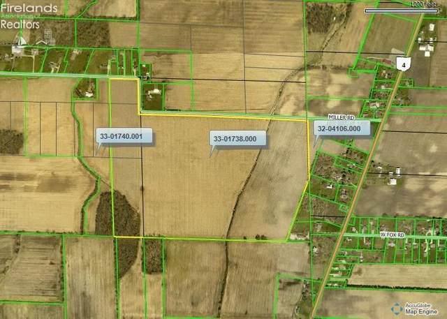 0 Miller Road 3 Parcels - 33-, Castalia, OH 44824 (MLS #20204055) :: The Holden Agency