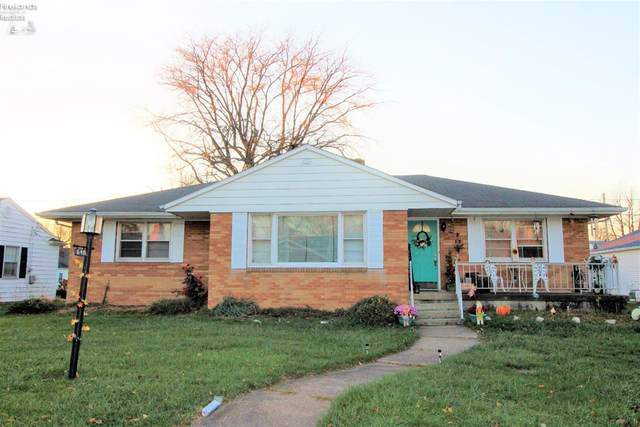 640 Orchard Drive, Port Clinton, OH 43452 (MLS #20204918) :: The Holden Agency
