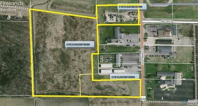 0 E Us 224 Highway Additional Parc, Willard, OH 44890 (MLS #20205059) :: The Holden Agency