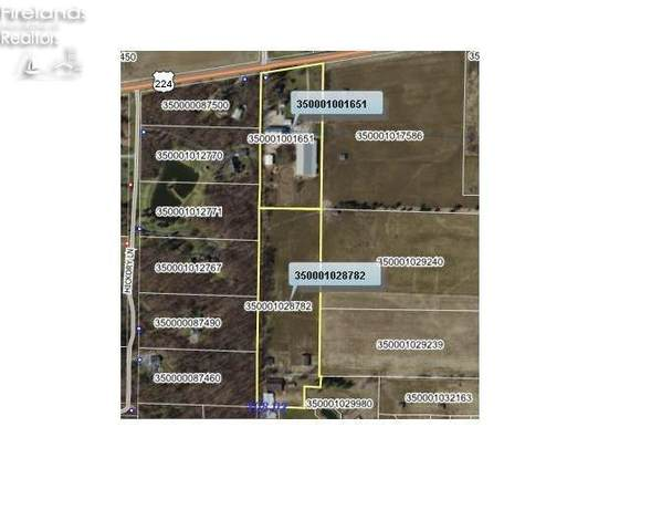 16259 E State Rt 224, Findlay, OH 45840 (MLS #20205076) :: The Holden Agency