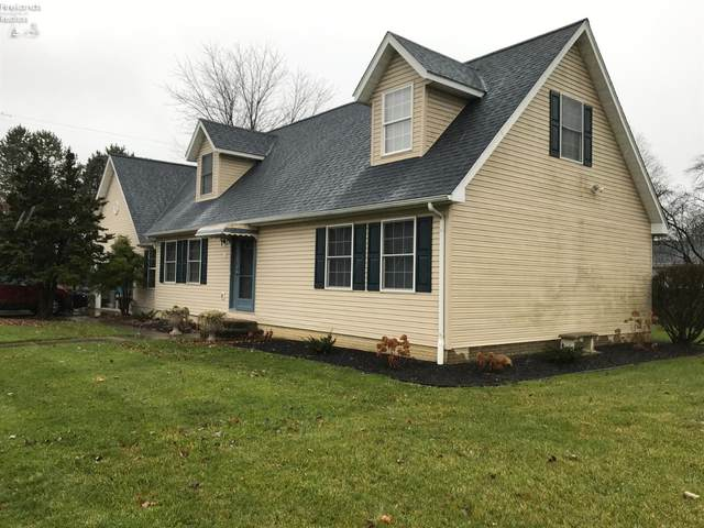 72 East Street, New London, OH 44851 (MLS #20205094) :: The Holden Agency