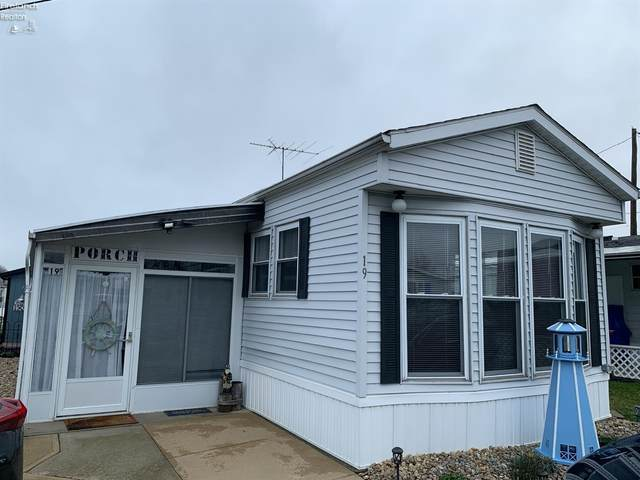 8175 N North Shore Boulevard #19, Marblehead, OH 43440 (MLS #20210010) :: The Holden Agency