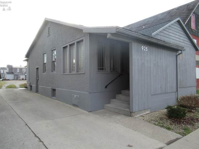 925 Napoleon Street, Fremont, OH 43420 (MLS #20210158) :: The Holden Agency
