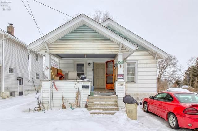 523 S Prospect Street, Marion, OH 43302 (MLS #20210449) :: The Holden Agency
