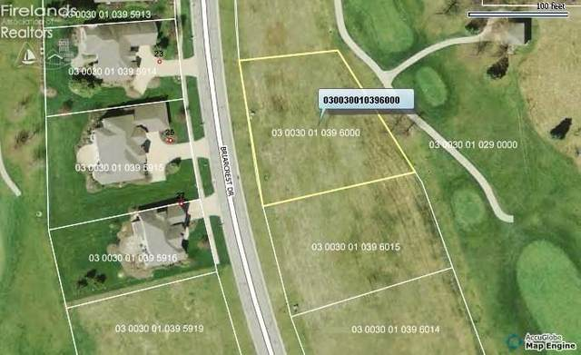 0 Briarcrest Drive Sec 3 Gl 11 Sub, Norwalk, OH 44857 (MLS #20210681) :: The Holden Agency