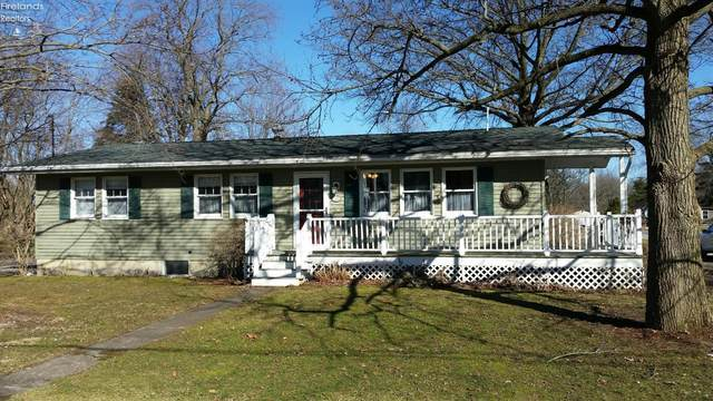 43 Pleasant Street, Wakeman, OH 44889 (MLS #20210732) :: The Holden Agency