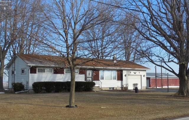 14359 W Toussaint North Road, Oak Harbor, OH 43449 (MLS #20210733) :: The Holden Agency