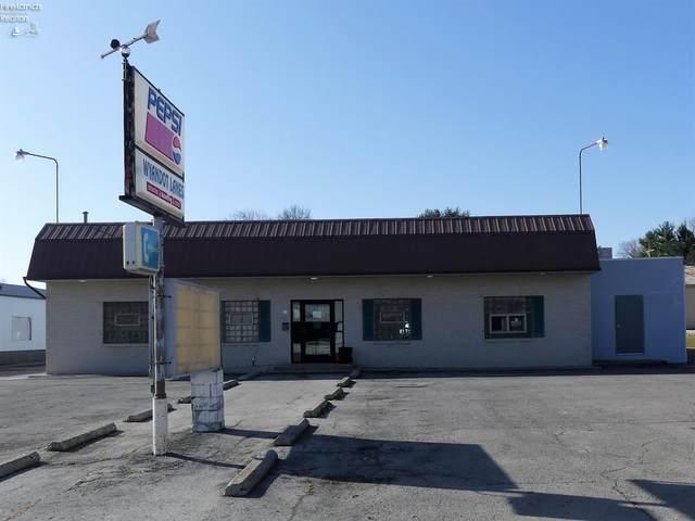 121 E Fairview Street, Upper Sandusky, OH 43351 (MLS #20211017) :: The Holden Agency
