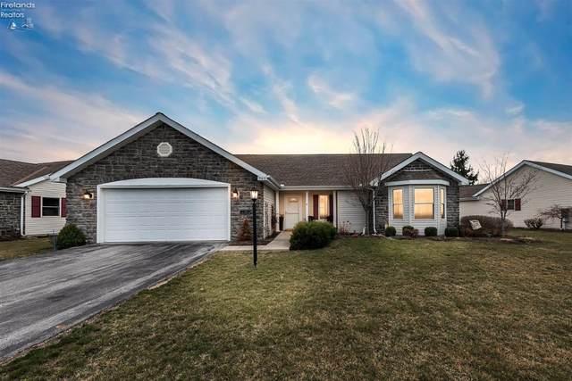769 N Vineyard Circle, Port Clinton, OH 43452 (MLS #20211044) :: The Holden Agency