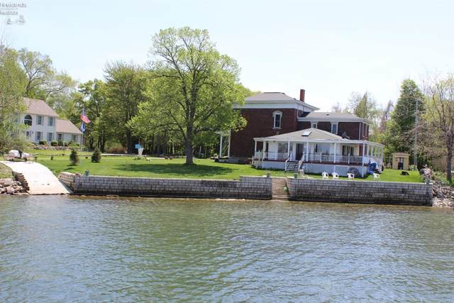 90 Fox Road, Middle Bass Island, OH 43446 (MLS #20211129) :: Simply Better Realty