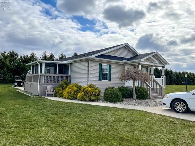 8912 White Crane Way, Oak Harbor, OH 43449 (MLS #20211155) :: The Holden Agency