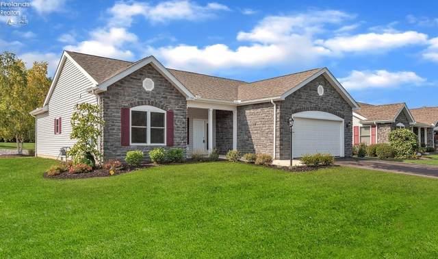 789 Vineyard Village Drive, Port Clinton, OH 43452 (MLS #20211174) :: The Holden Agency