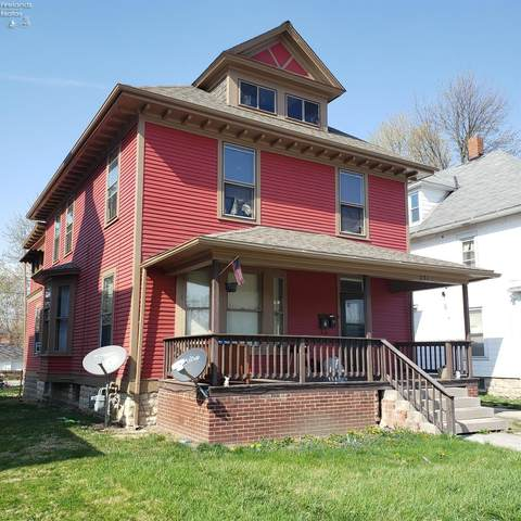 231 E Market Street, Tiffin, OH 44883 (MLS #20211201) :: The Holden Agency