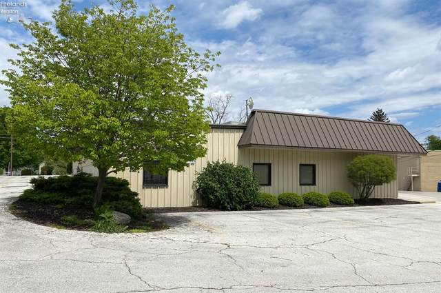 252 Market, Tiffin, OH 44883 (MLS #20212324) :: The Holden Agency