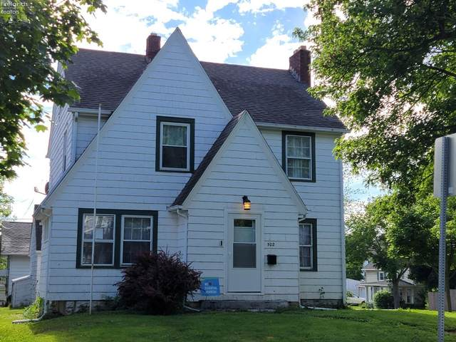 502 Maplewood Street, Willard, OH 44890 (MLS #20212340) :: The Holden Agency
