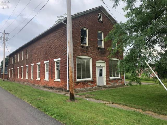 55 Bell Street, Plymouth, OH 44865 (MLS #20212357) :: The Holden Agency