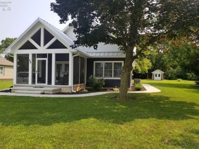 55 Chapman Road, Put-In-Bay, OH 43456 (MLS #20213031) :: Simply Better Realty