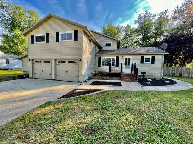 556 Wilbor, Huron, OH 44839 (MLS #20213722) :: The Holden Agency
