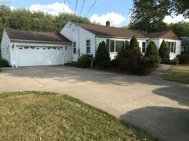 7907 Baumhart Road, Amherst, OH 44001 (MLS #20213933) :: The Holden Agency