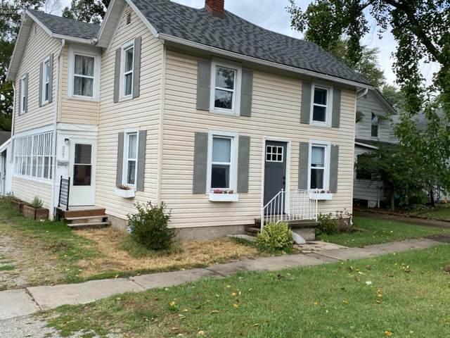 227 Ohio Street, Huron, OH 44839 (MLS #20214075) :: The Holden Agency