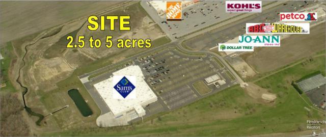 0 Crossings Road, Sandusky, OH 44870 (MLS #20163603) :: The Holden Agency
