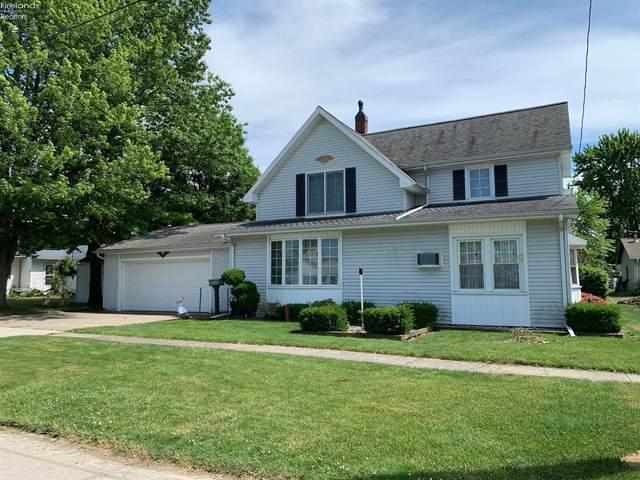 107 W Walnut Street, Oak Harbor, OH 43449 (MLS #20202819) :: The Holden Agency