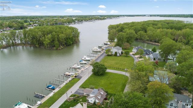 0 Lot C1,C2,A1 E. Lake Boulevard Lot C1 & Lot C2, Marblehead, OH 43440 (MLS #20191649) :: The Holden Agency