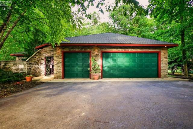 431 Snow Trail Drive, Findlay, OH 45840 (MLS #20202478) :: The Holden Agency