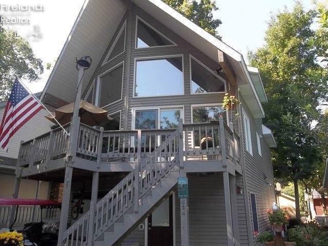 434 Elm Avenue, Lakeside, OH 43440 (MLS #20194547) :: Brenner Property Group | Keller Williams Capital Partners