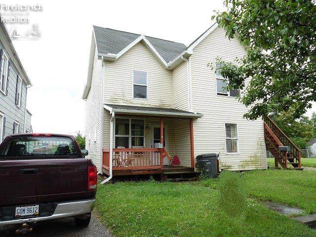 146 W Main Street, Shelby, OH 44875 (MLS #20200696) :: The Holden Agency