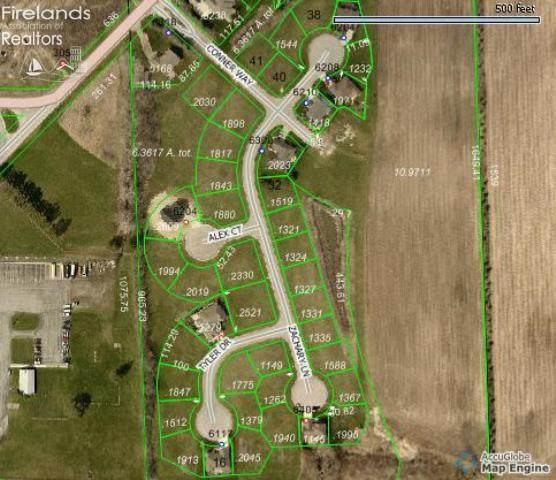38 Zachary Way, Sandusky, OH 44870 (MLS #20203293) :: The Holden Agency