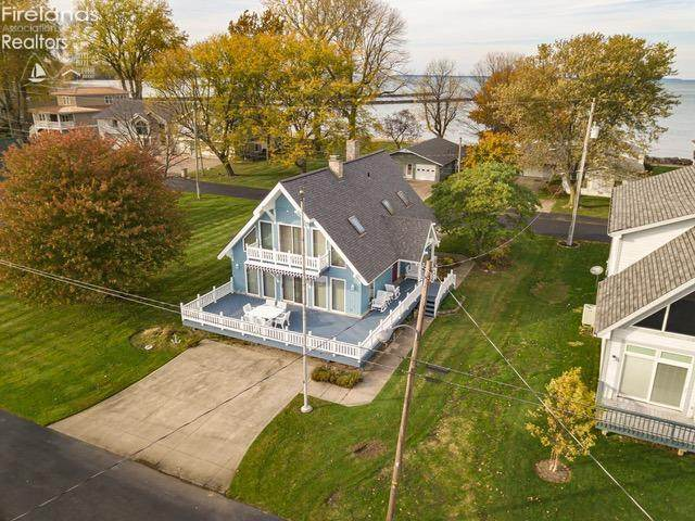 8200 E Lake - House & Lot Boulevard, Marblehead, OH 43440 (MLS #20204717) :: The Holden Agency