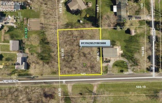 0 Weyhe Road Lot 18 Rittenho, Port Clinton, OH 43452 (MLS #20205331) :: The Holden Agency