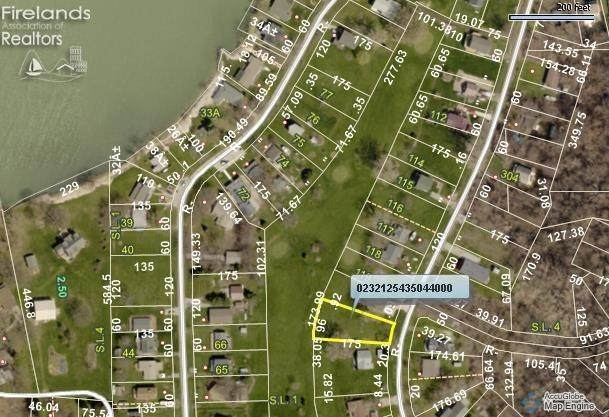 121 Fairway Drive Lot 121Burgundy, Middle Bass Island, OH 43446 (MLS #20210590) :: Simply Better Realty