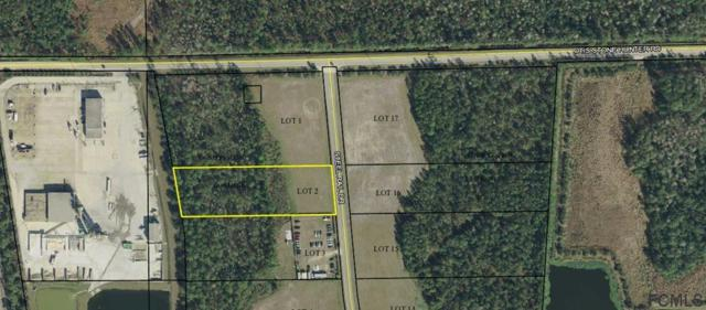 3405 Steel Rail Dr, Bunnell, FL 32110 (MLS #236690) :: RE/MAX Select Professionals