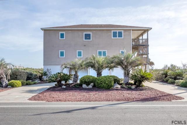 3017 N Ocean Shore Blvd, Flagler Beach, FL 32136 (MLS #237054) :: RE/MAX Select Professionals