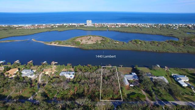 1440 Lambert Ave, Flagler Beach, FL 32136 (MLS #237797) :: Memory Hopkins Real Estate