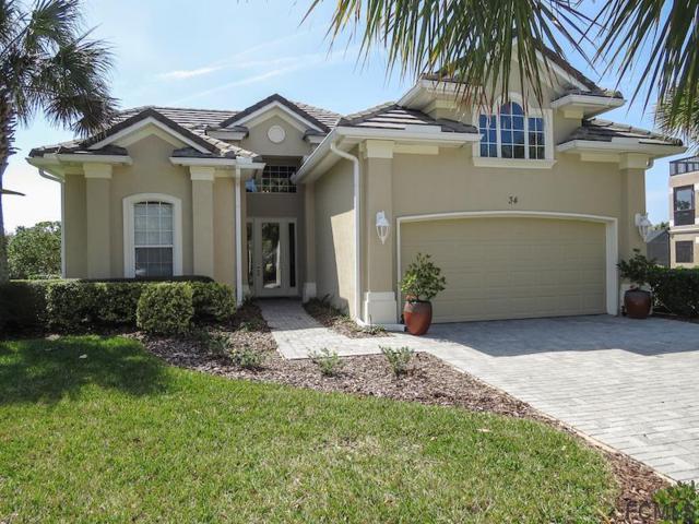34 Sandpiper Ln, Palm Coast, FL 32137 (MLS #237906) :: RE/MAX Select Professionals