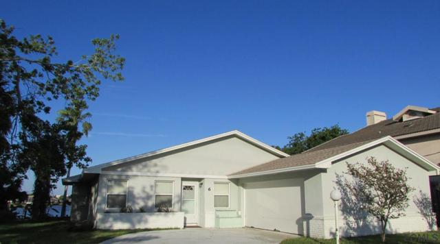 6 Cimmaron Dr, Palm Coast, FL 32137 (MLS #238012) :: Memory Hopkins Real Estate