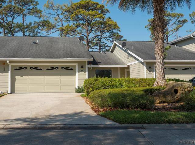 30 Landings Lane #30, Ormond Beach, FL 32174 (MLS #238064) :: RE/MAX Select Professionals