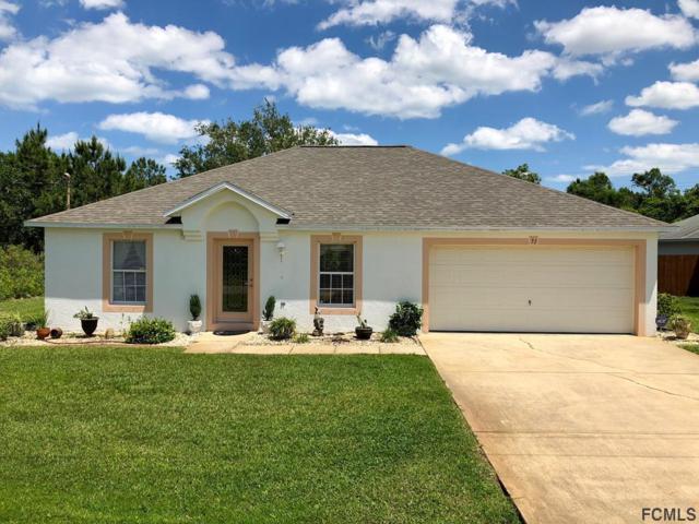71 Flemingwood Lane, Palm Coast, FL 32137 (MLS #238117) :: RE/MAX Select Professionals