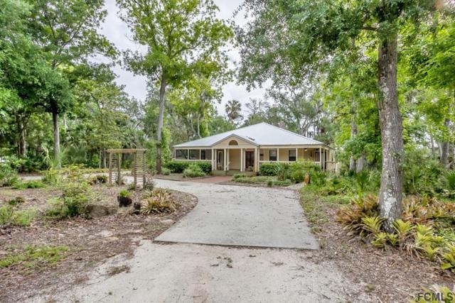 25 Bulow Woods Circle, Flagler Beach, FL 32136 (MLS #238118) :: RE/MAX Select Professionals