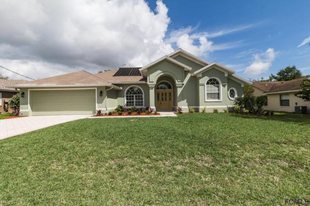 100 Forsythe Ln, Palm Coast, FL 32137 (MLS #238917) :: Pepine Realty