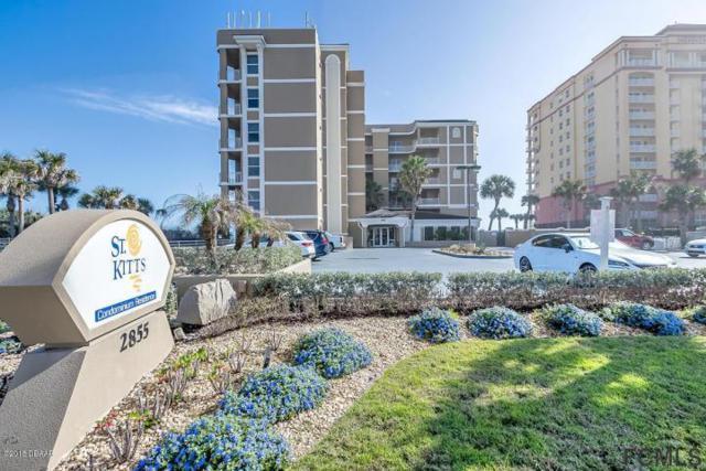 2855 S Atlantic Ave #101, Daytona Beach Shores, FL 32118 (MLS #239120) :: RE/MAX Select Professionals