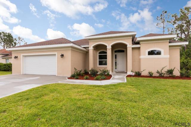 10 Pierce Ln, Palm Coast, FL 32164 (MLS #239236) :: RE/MAX Select Professionals