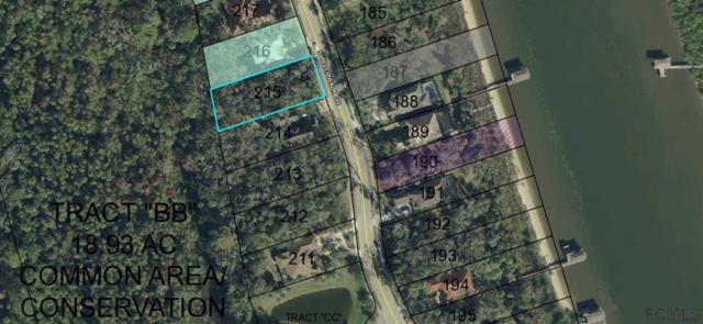 92 S Riverwalk Dr, Palm Coast, FL 32137 (MLS #239262) :: RE/MAX Select Professionals