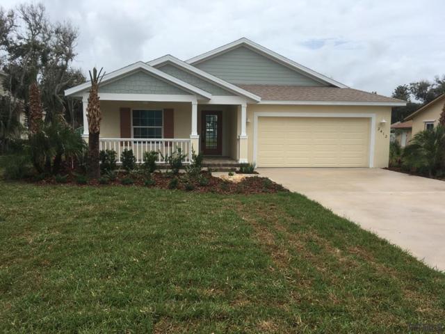 2412 S Daytona Ave, Flagler Beach, FL 32136 (MLS #239267) :: RE/MAX Select Professionals