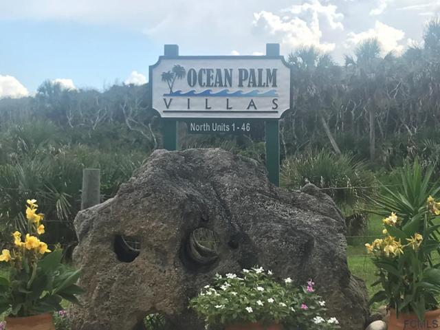 25 S Ocean Palm Villas N #25, Flagler Beach, FL 32136 (MLS #239282) :: RE/MAX Select Professionals