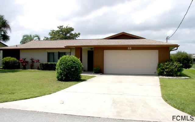 22 S Claymont Ct S, Palm Coast, FL 32137 (MLS #239399) :: RE/MAX Select Professionals