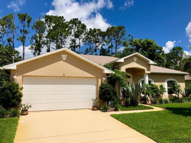 35 President Lane, Palm Coast, FL 32164 (MLS #239468) :: RE/MAX Select Professionals